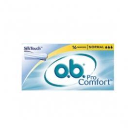 O.B. ProComfort 16 tampons normal
