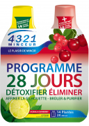 Programme 28 jours acérola cranberry lot 2x280ml
