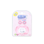 DODIE Sucette anatomiques silicone 0-2 mois n°A25