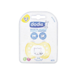 DODIE Sucette anatomiques silicone 0-2 mois n°A23