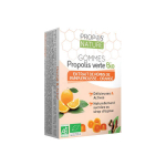 PROPOS'NATURE Gommes propolis verte bio orange 45g