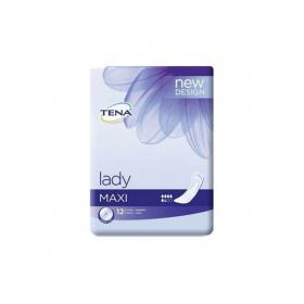 TENA Lady maxi 12 serviettes