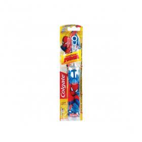 COLGATE Brosse à dents électrique Spiderman