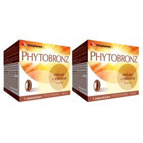 ARKOPHARMA Phytobronz lot de 2x30 capsules