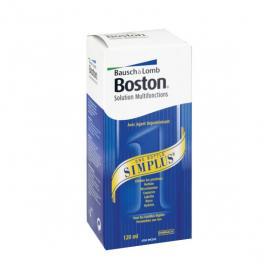 BAUSCH + LOMB Boston simplus solution lentilles 120ml