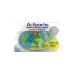 COOPER Actipoche junior 1 coussin thermique grenouille