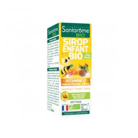 SANTAROME Bio sirop enfant 150ml