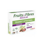 ORTIS Fruits & fibres regular 24 cubes