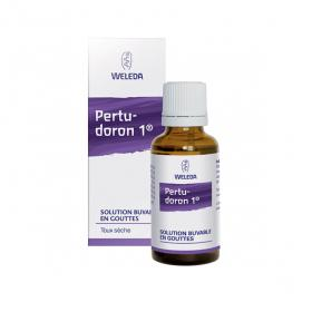WELEDA Pertu doron solution buvable en gouttes 30ml