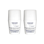 VICHY Déodorant bille peaux sensibles lot de 2x50ml