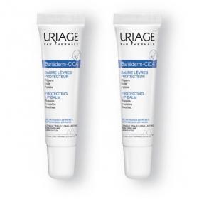 URIAGE Bariéderm cica-lèvres lot 2x15ml