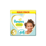 PAMPERS Premium protection maxi pack 68 couches taille 5