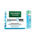 SOMATOLINE COSMETIC Pack amincissant 7 nuits gel frais 400ml + format voyage 100ml offert