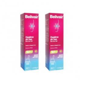 THERABEL Belivair hygiène du nez spray nasal lot 2x125ml