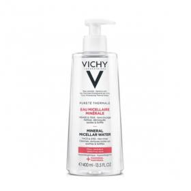 VICHY Pureté Thermale eau micellaire minérale 400ml