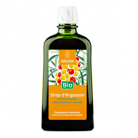 Sirop d'argousier bio 200ml