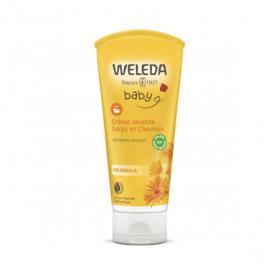 WELEDA Bébé crème lavante au calendula 200ml