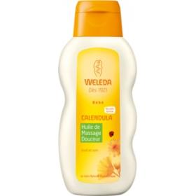 Bébé huile de massage douceur au calendula 200ml