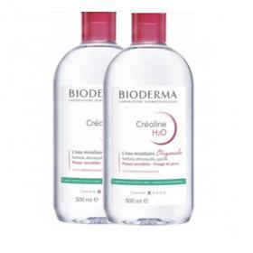 BIODERMA Crealine h2o 2x500ml