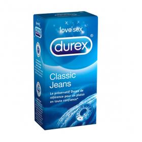 Classic jeans 6 préservatifs