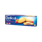 DELICAL Nutra'cake biscuit framboise 3x105g