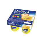 DELICAL Nutra'pote pomme 4x200g