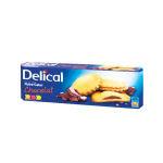 DELICAL Nutra'cake biscuit chocolat 3x105g