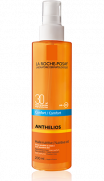 Anthelios huile nutritive invisible spf30 200ml