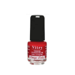 VITRY Vernis à ongles rouge lady 4ml