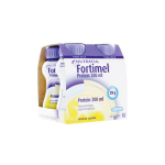 NUTRICIA Fortimel protein arôme vanille 4x200ml