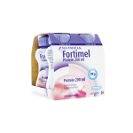 NUTRICIA Fortimel protein arôme fraise 4x200ml