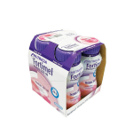 NUTRICIA Fortimel protein arôme fruits rouges 4x200ml