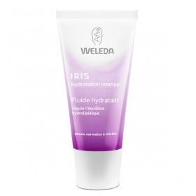 WELEDA Fluide hydratant à l'iris bio 30ml