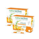 NATURACTIVE Vitalité lot 2x15 sticks fluides