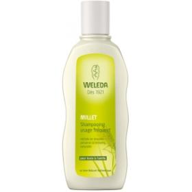 WELEDA Shampooing usage fréquent au millet bio 190ml