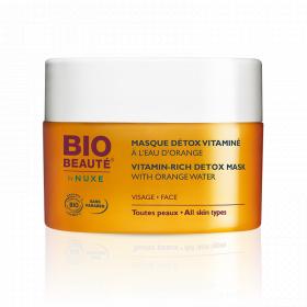 BIO BEAUTE BY NUXE Masque détox vitaminé 50ml