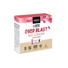 STC NUTRITION Over blast no cramp start fruits rouges 10x25g