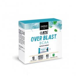 STC NUTRITION Over blast gel BCAA 10 doses 25g