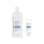 DUCRAY Anaphase+ shampooing complément antichute 400ml + soin après shampooing 50ml