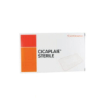 SMITH NEPHEW Cicaplaie stérile 25 pansements 30x10cm