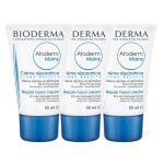 Atoderm mains lot 3x50ml