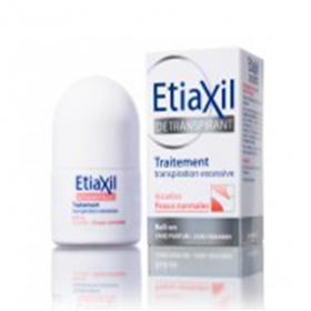 ETIAXIL Détranspirant aisselles peau normale bille 15ml