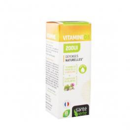 SANTE VERTE Vitamine D3 200 UI 15ml
