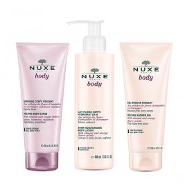NUXE Body les essentiels 3 produits