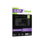 SYNACTIFS Capgreen cheveux et ongles bio 90 gélules