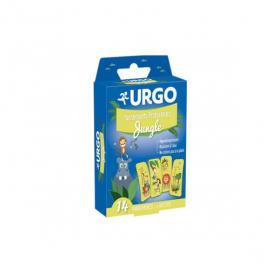 URGO 14 pansements protecteurs jungle