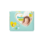 PAMPERS New baby premium protection taille micro 1-2,5 kg 24 couches