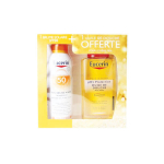 EUCERIN Sun Protection sensitive protect brume transparente spray SPF 50 200ml + PH5 huile de douche 100ml offerte