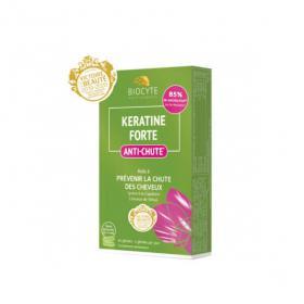 BIOCYTE Keratine forte anti-chute 40 gélules