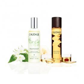 Coffret cadeau eau de beauté + huile divine